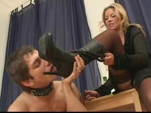 Russian-Mistress Video: Tanya, There are three