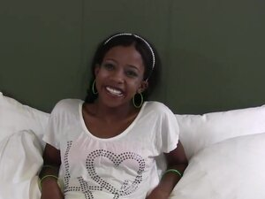 Ebony Schoolgirl, Yummy petite ebony chick Nevaeh