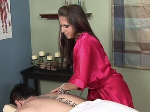 Massage-Parlor: Massage Hustler, Bill made a lot