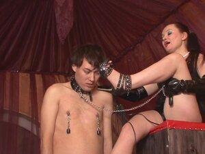 Russian-Mistress Video: Mistress Isabella,