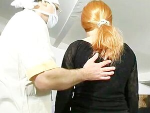 Mature redhead whore gets her old cunt part5