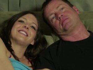 Damn hot masseur Sadie Holmes milks a ### cock in