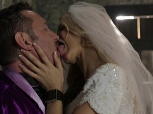 Juicy Jessica Drake Goes Hardcore In Her Wedding