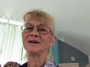 Fabulous pornstar in amazing blowjob, mature porn