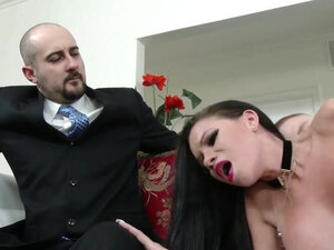 Letting His Wife Swing Bothers Him And Wanted Some