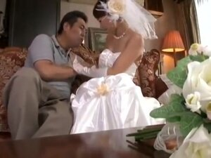 There Are New Bride Nana Soiled Honeymoon First