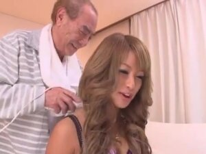 Alluring hotty a make care for the older scene