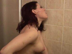 Shower Guy Gives Away A Golden Shower  - PornXn,