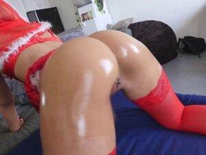 Wet Gal Demi Lopez Likes Massive Dicks