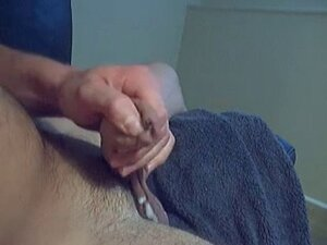 Uncut Cock with Long Foreskin