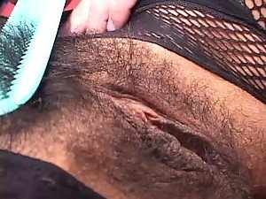 Indian Cunt Gets Pounded Until Her Hairy Pussy