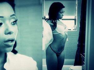 TeenPies - Ebony Adrian Maya Loves A Sticky