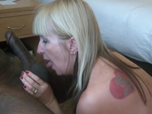 Wife in vegas hotel with new bbc husband films
