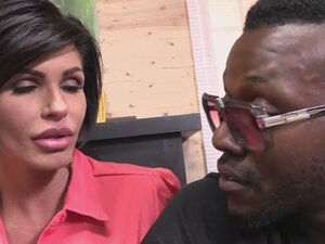 Shay Fox Comforts A Black Guy By Having Sex With