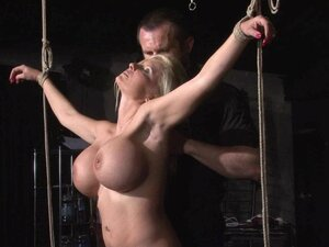 German ###girl Melanie Moons electro bdsm and