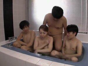 Incredible Japanese slut in Horny Blowjob, Mature