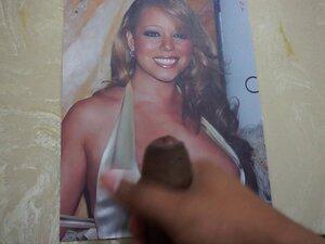 Mariah Carey Cum Tribute
