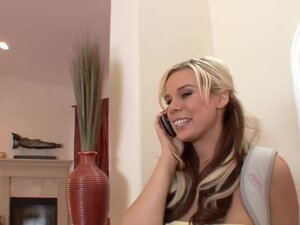 Amazing pornstar Rachel Solari in horny blonde,