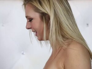 Blonde Tiffany Watson tight anal sex with bf