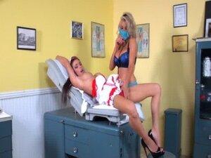DD Doctor &  Nurse! Puma Swede, Nicole Aniston