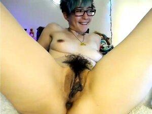 Hairy Pussy Lips