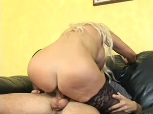 Stacked French Babe Claire Rides A Cock