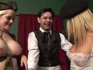 Horny pornstar in incredible anal, blonde adult
