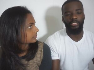 Blindian Couple - Billy (African-American Man) &