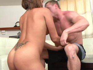 Fabulous pornstar in Exotic Redhead, Blowjob sex