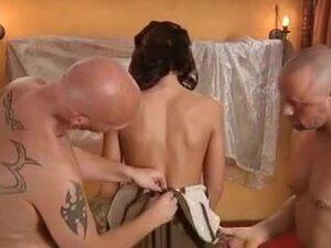 German Oldschool Group Sex,
