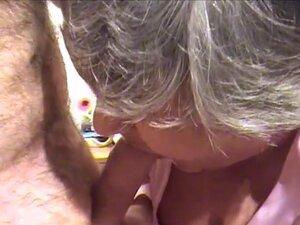 80 year old GrandmaLibby and the odd job man, The