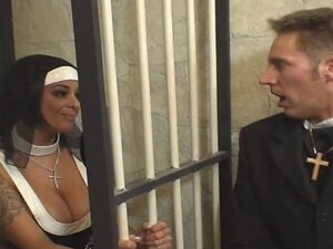 Sister Victoria Brown Seduces Priest