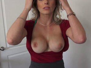 Horny cougar Cory Chase always wants a huge hard