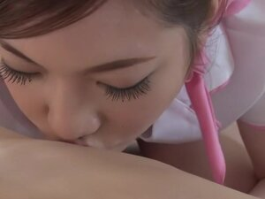 Incredible Japanese chick Emi Sasaki in Exotic JAV