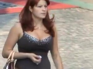 Unsuspecting babes acquire filmed in the street,