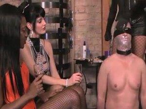 Training with three mistresses,