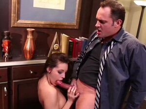 Gracie Glam Gives Him a Quick Recess, Gracie Glam