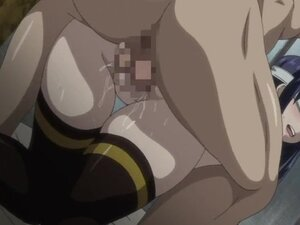 Blindfolded hentai babe gets fucked deep from