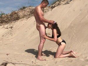 nice outdoor sex on the beach
