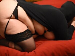 Fat tit whore wife anal fucked and degraded, If