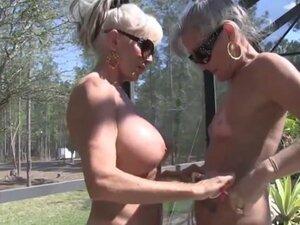 Las abuelas lesbianas  grannies bimbos 2