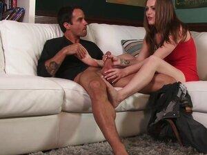 Fabulous pornstar Monica Rise in Best Foot Fetish,