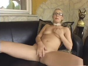 Crazy pornstar Vanessa Gold in exotic blonde,