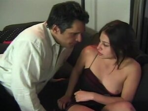 Single Dad Fucks His Babysitter, A bored and