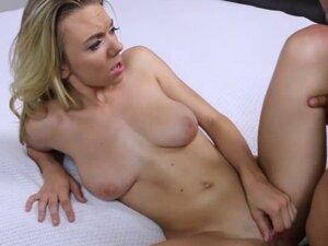 Luscious Molly Mae fucking meaty hard pole