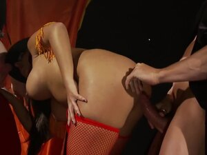 Exotic pornstar in crazy brazilian, lingerie sex