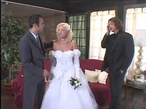 Wedding Night Threesome - Un-Plugged