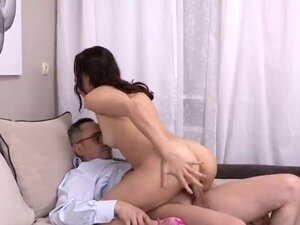 Lovely schoolgirl is seduced and penetrated by her