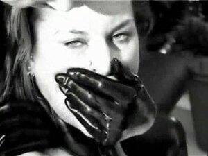 Pervery Slut Chastened In Leather Fetish