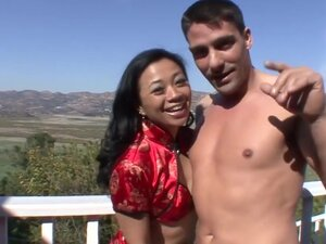 Best pornstar Lucky Starr in fabulous milf, asian